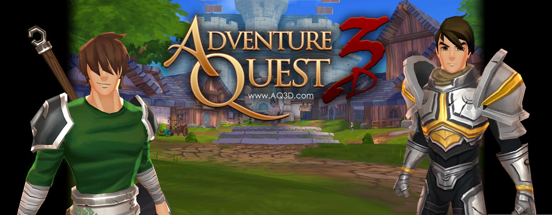AdventureQuest 3D - Unity Connect