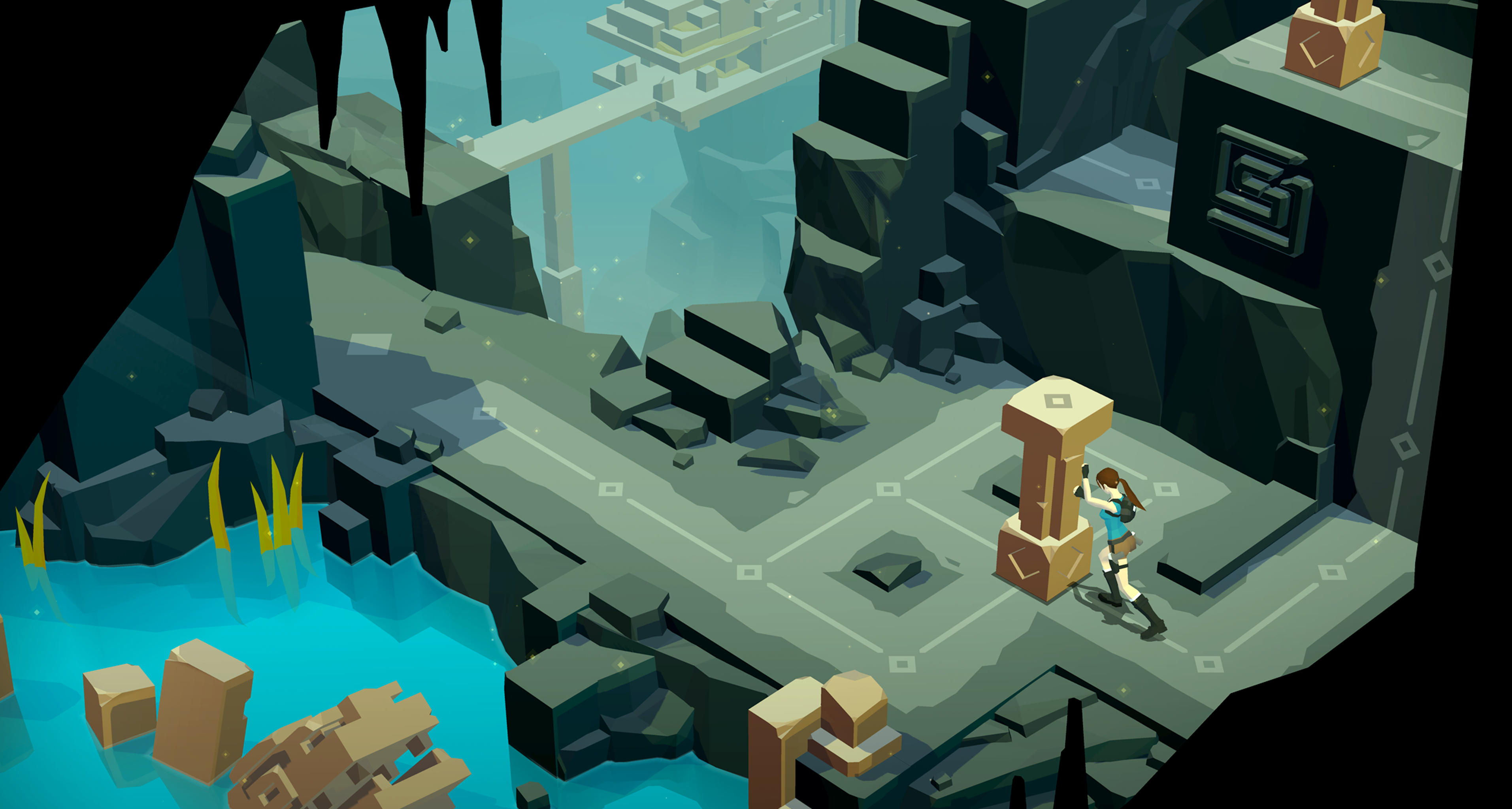 Making Lara Croft GO