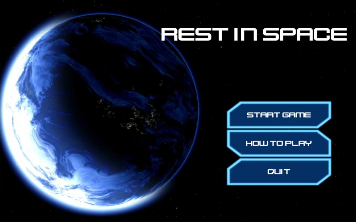 Rest In Space