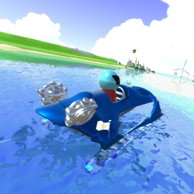 Splash Racing