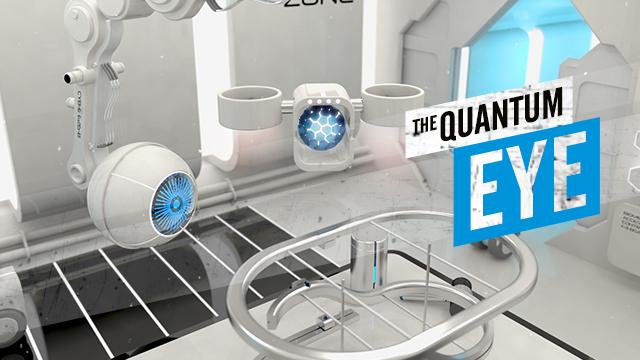 Professor Why™: The Quantum Eye