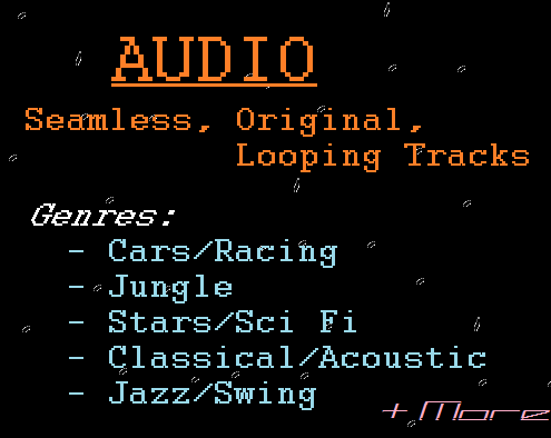 UAC: 12 Bonus Audio Instrumental Tracks