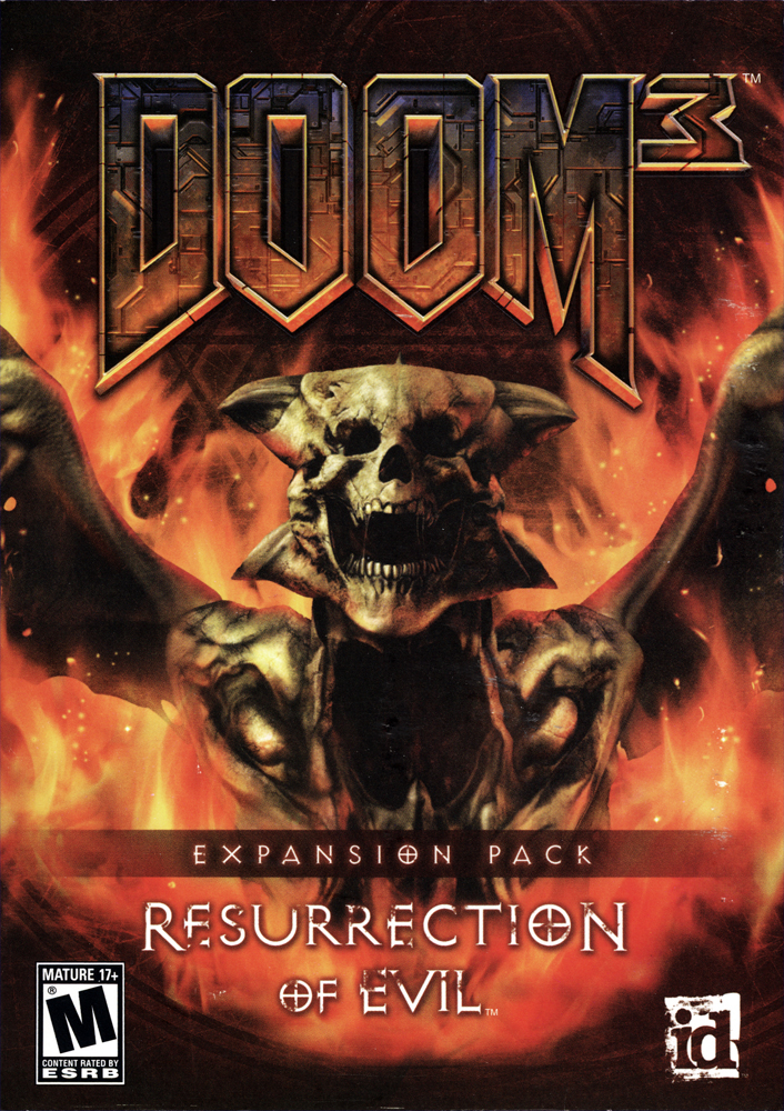 DOOM 3: Resurrection of Evil (2005)