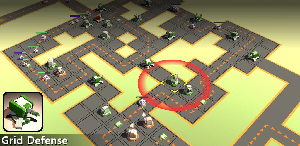 Grid Defense