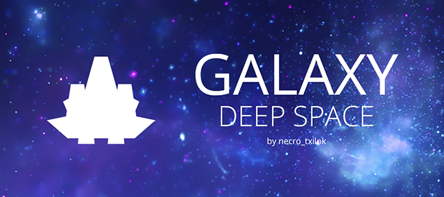 Galaxy - Deep Space