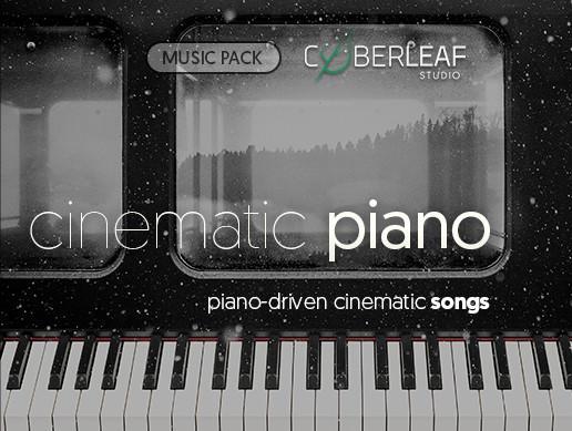 Cinematic Piano - music pack