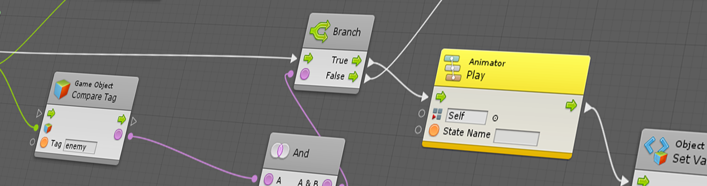 Visual Scripting With Bolt
