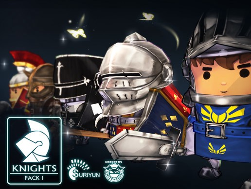 SD Knights Pack1