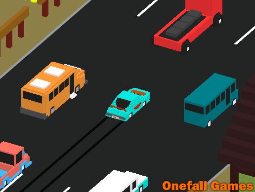 Unity Game Template - Rushy Racing
