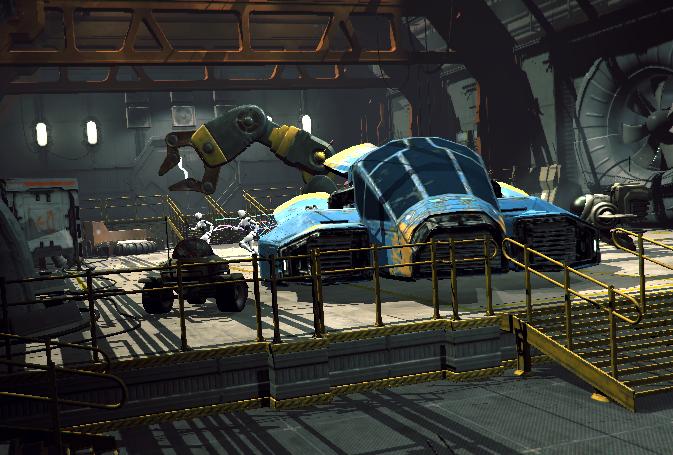 Robot Laboratory