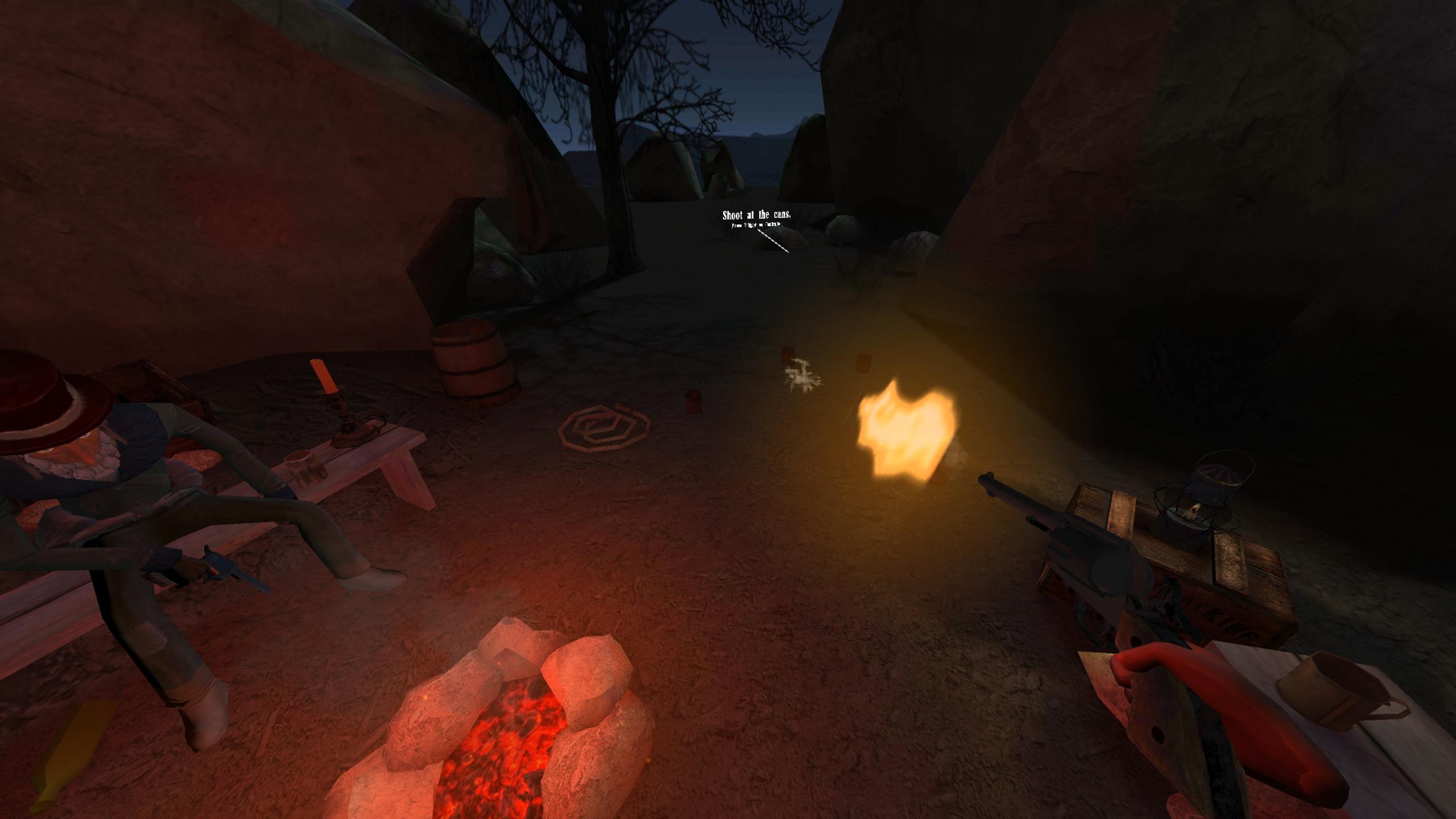 Unforgiven VR (GearVR)