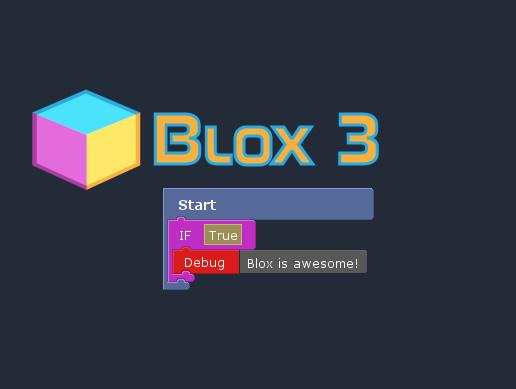 Blox Visual Scripting