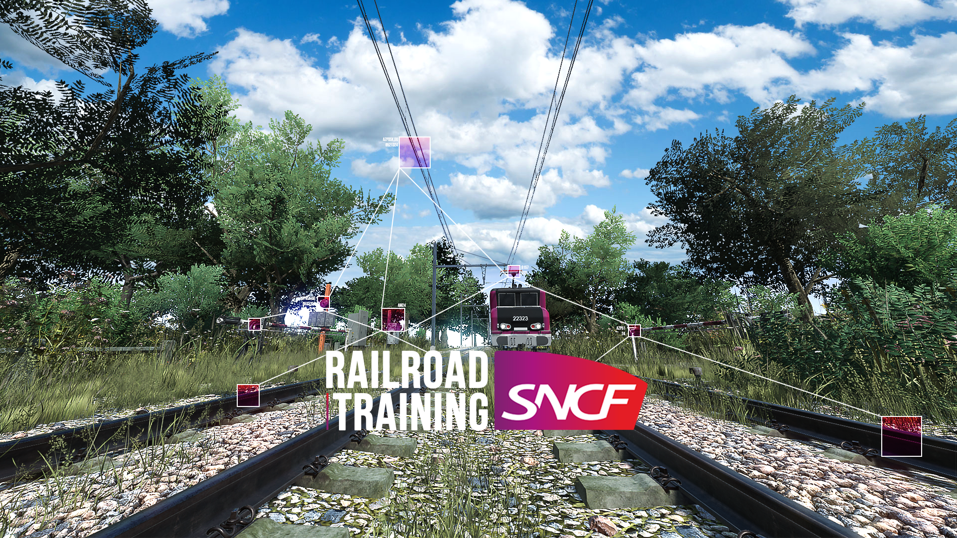 SNCF VR Railway Training Module