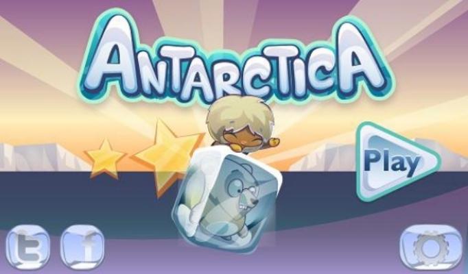 Antarctica   Role: Blackberry Programmer
