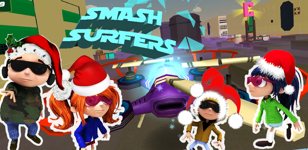 Smash Surfers: Drone Racing