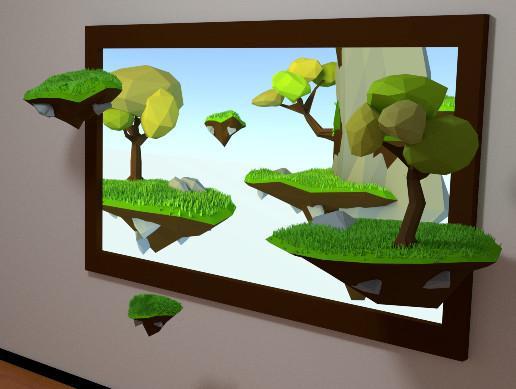 VR 3D Media Viewer