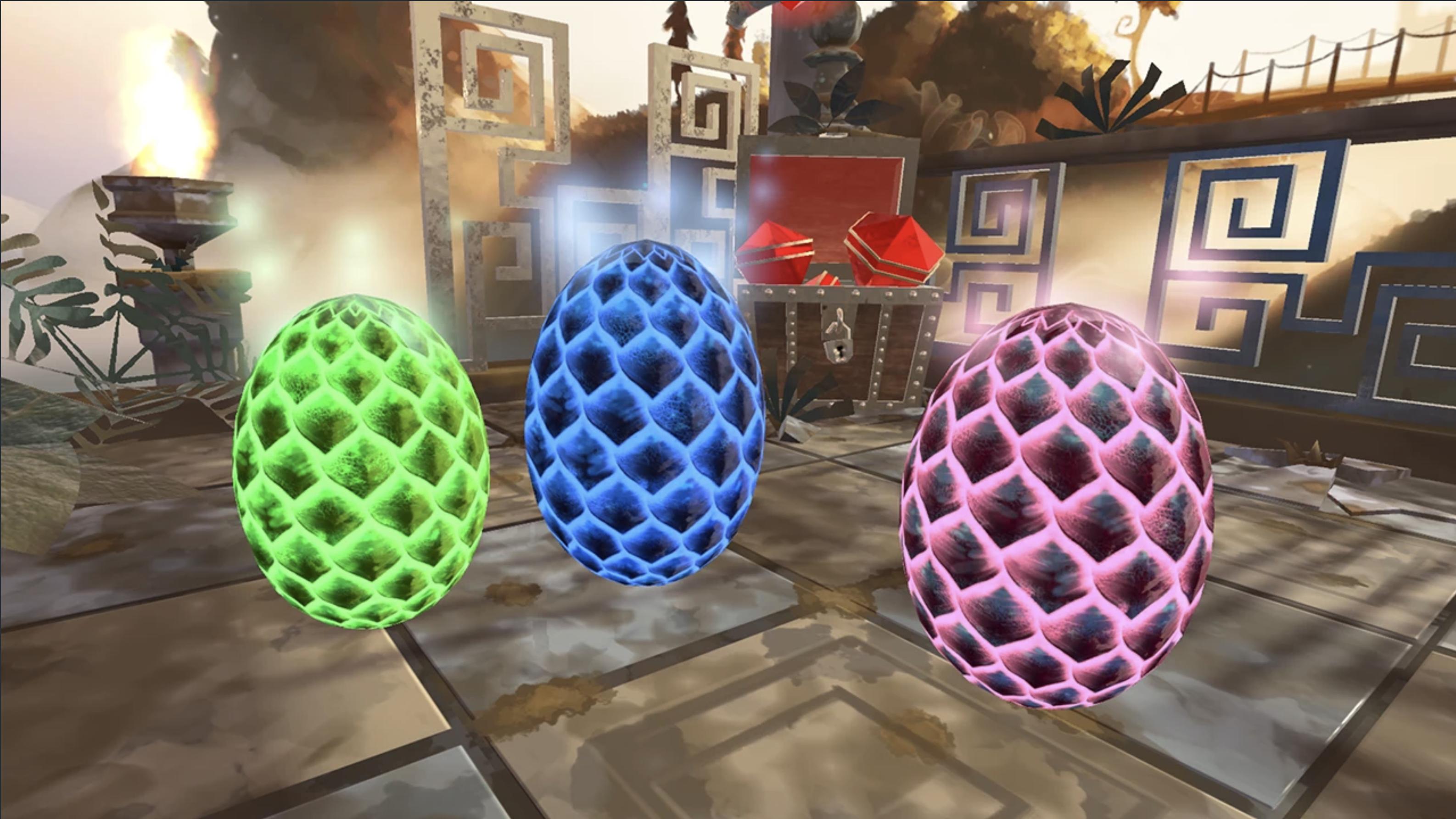 Dragon Orb - Sound Design in VR