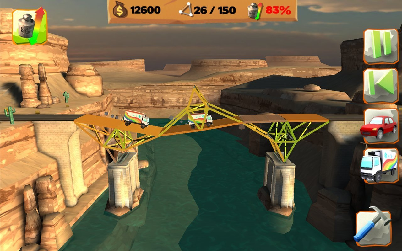 Bridge Constructor Playground (Wii U Port)