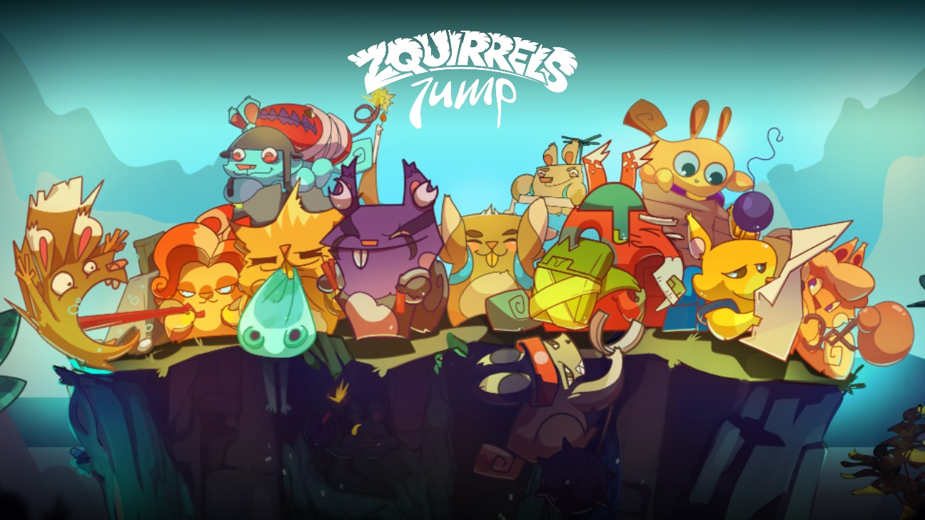Zquirrels Jump