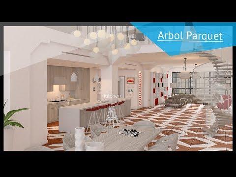Arbol Parquet App