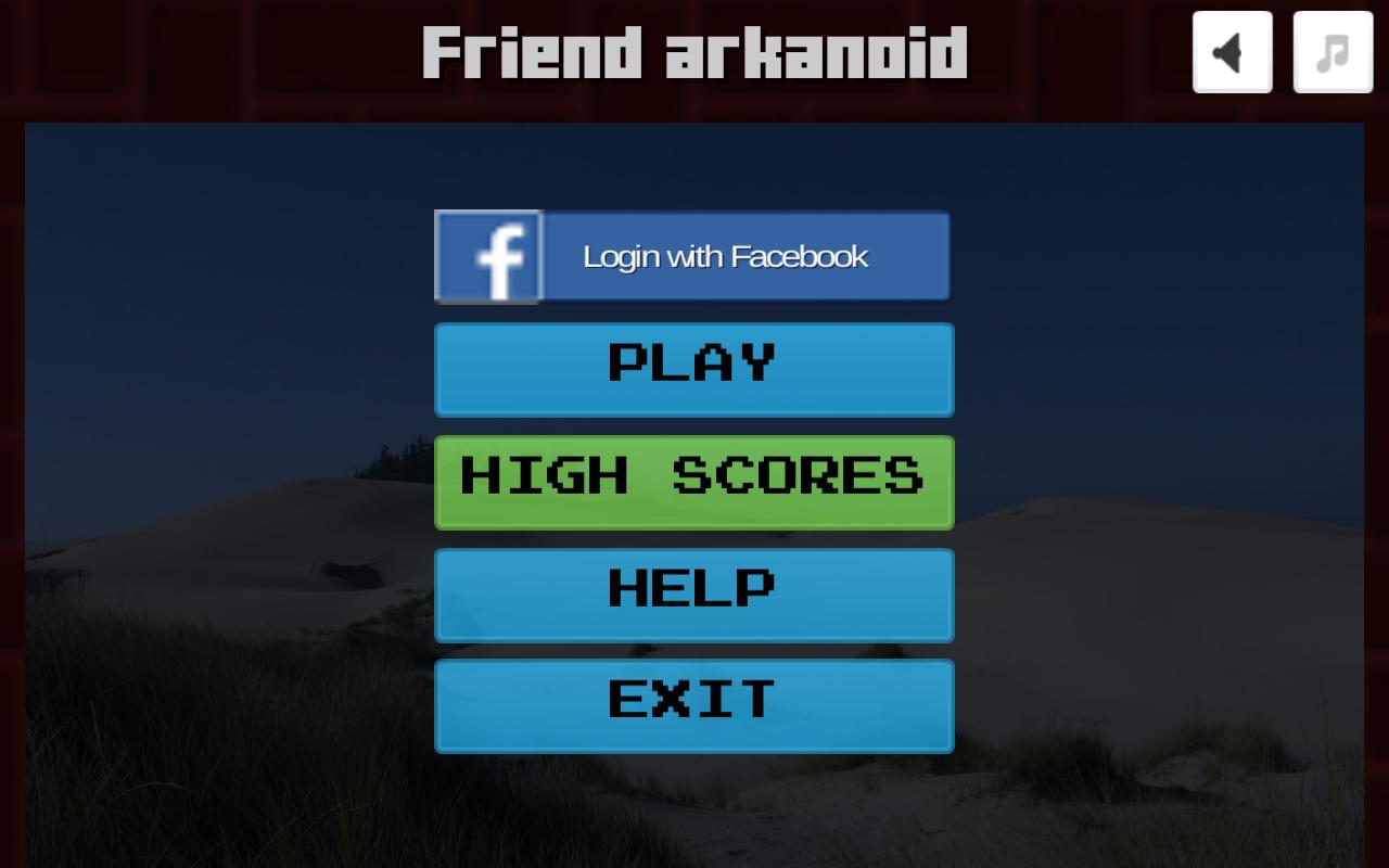 Friend arkanoid