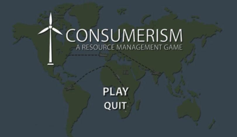 Consumerism: The Resource Management Game