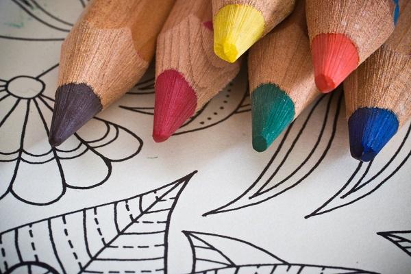 Panna's Coloring book