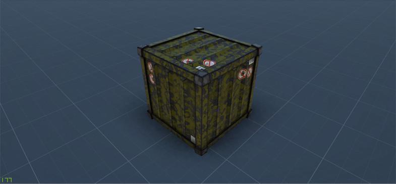 Metal Box Pack