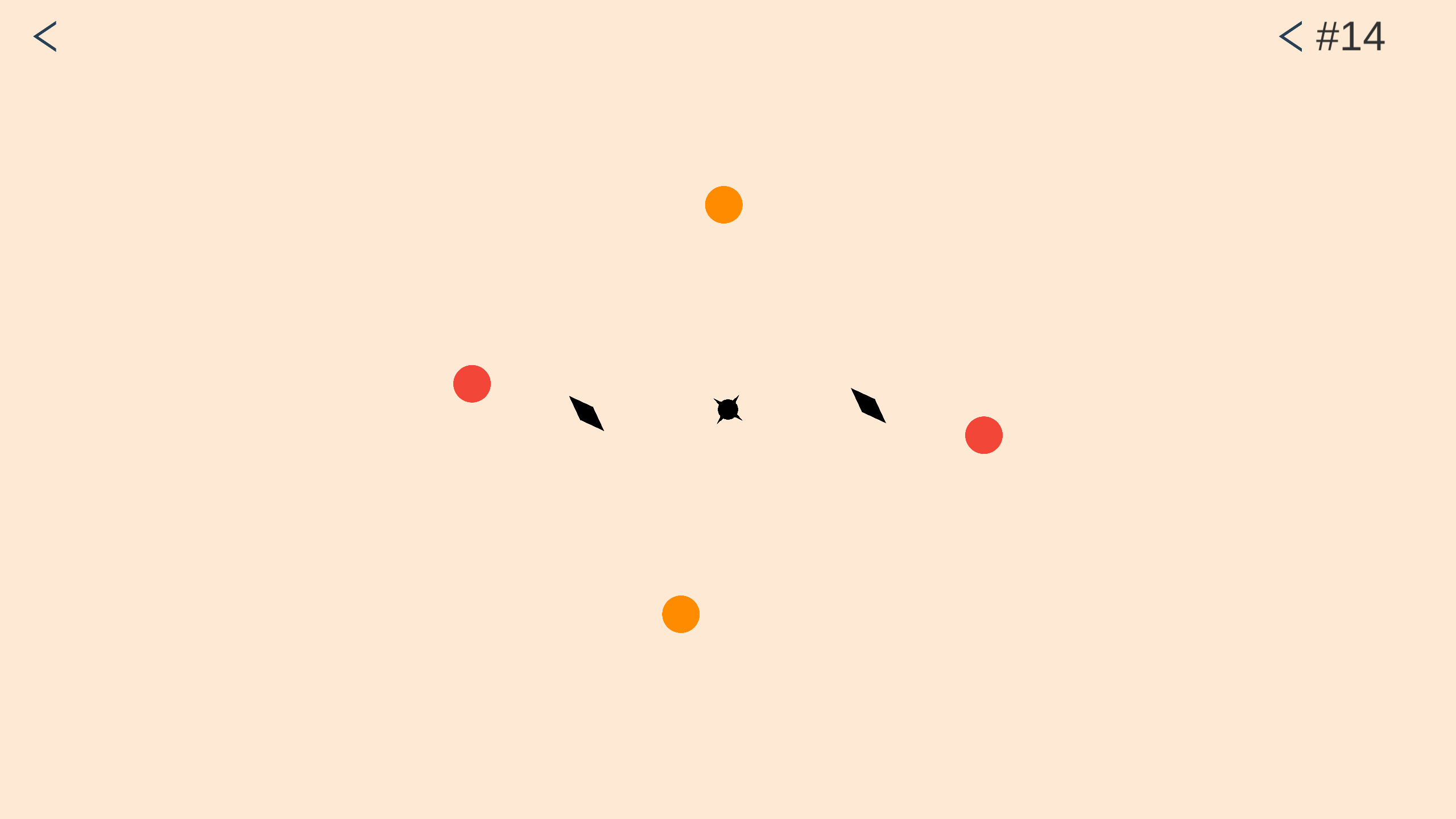 Formation Puzzle game