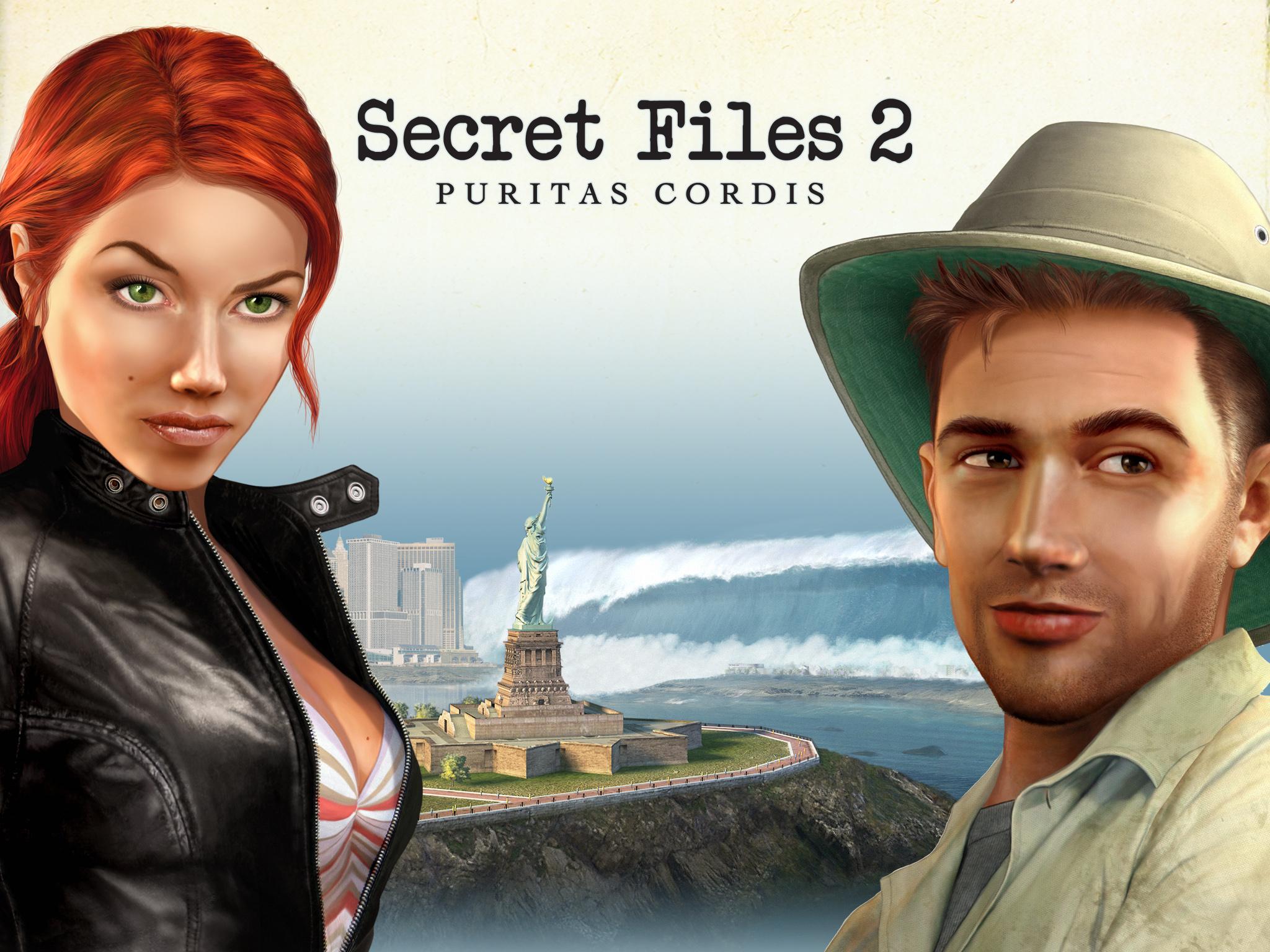 Secret Files 2: Puritas Cordis (mobile)