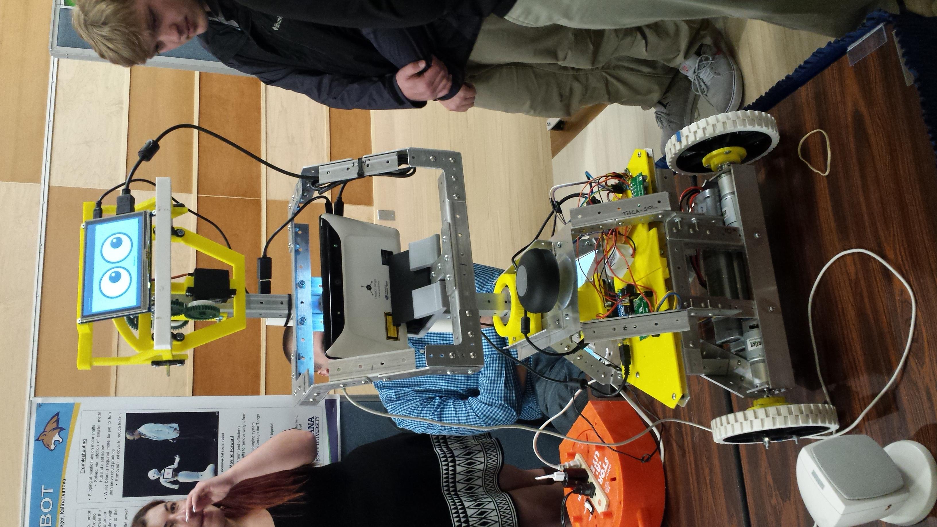 Unity based SDK for robots