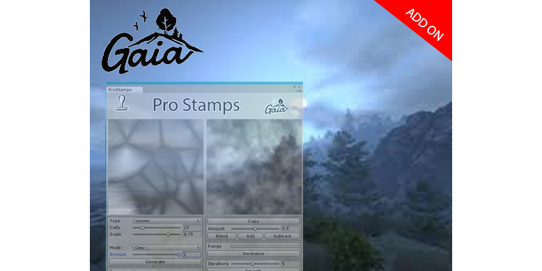 ProStamps for Gaia