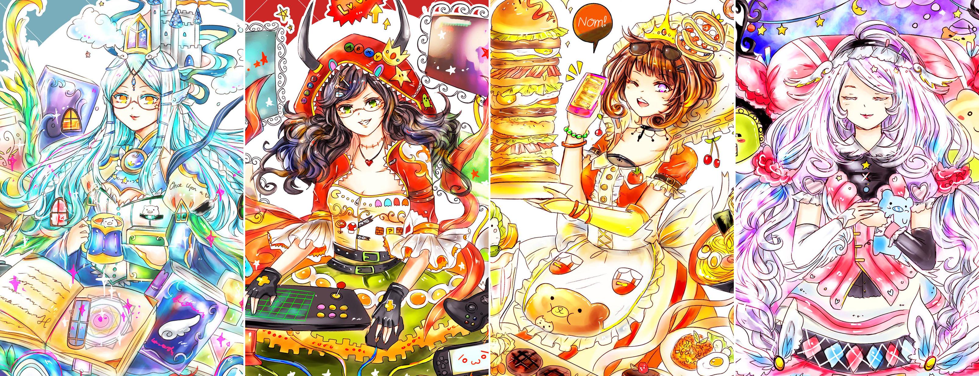 Princesses of Hobbies
