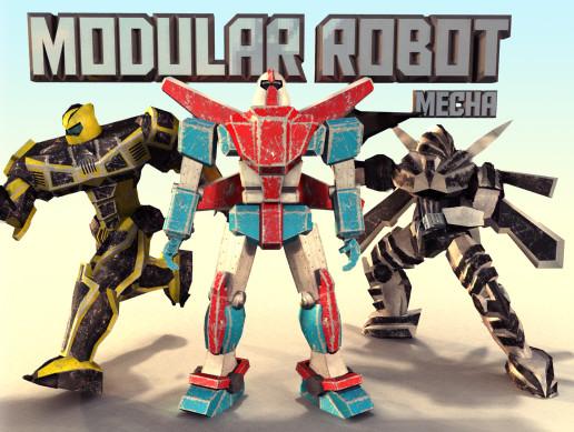MODULAR ROBOT: MECHA