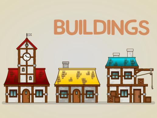 2D Houses