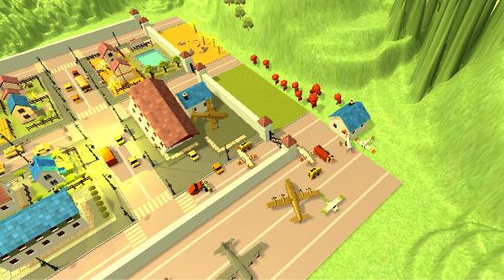 U3M3 - Un juego de Plataformas 3D