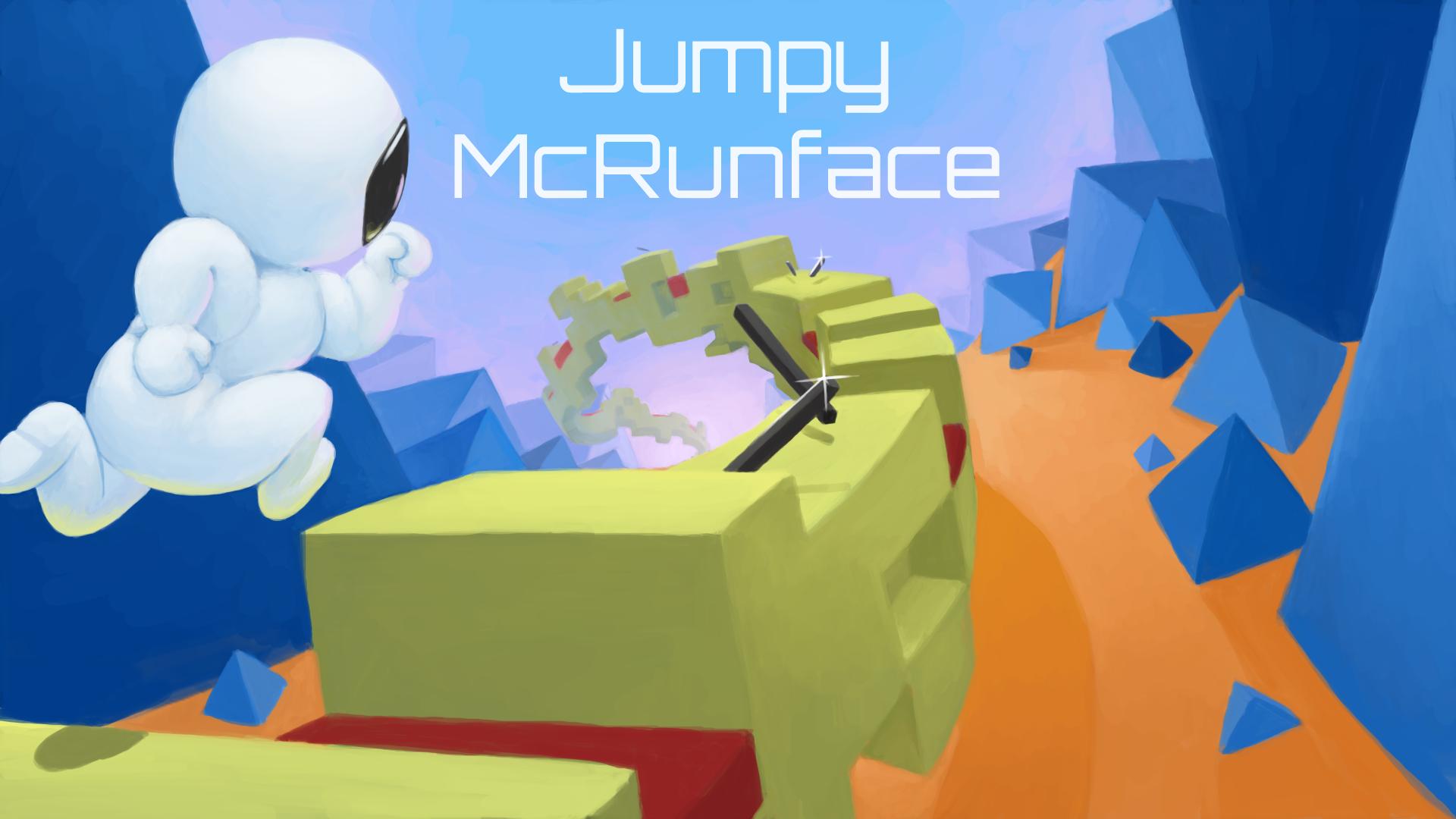 Jumpy McRunface