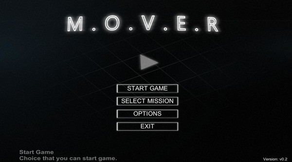MyFirstGame - MOVER