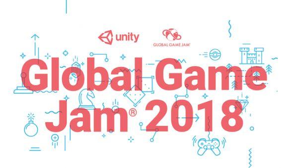Global Game Jam 2018 记录(上)