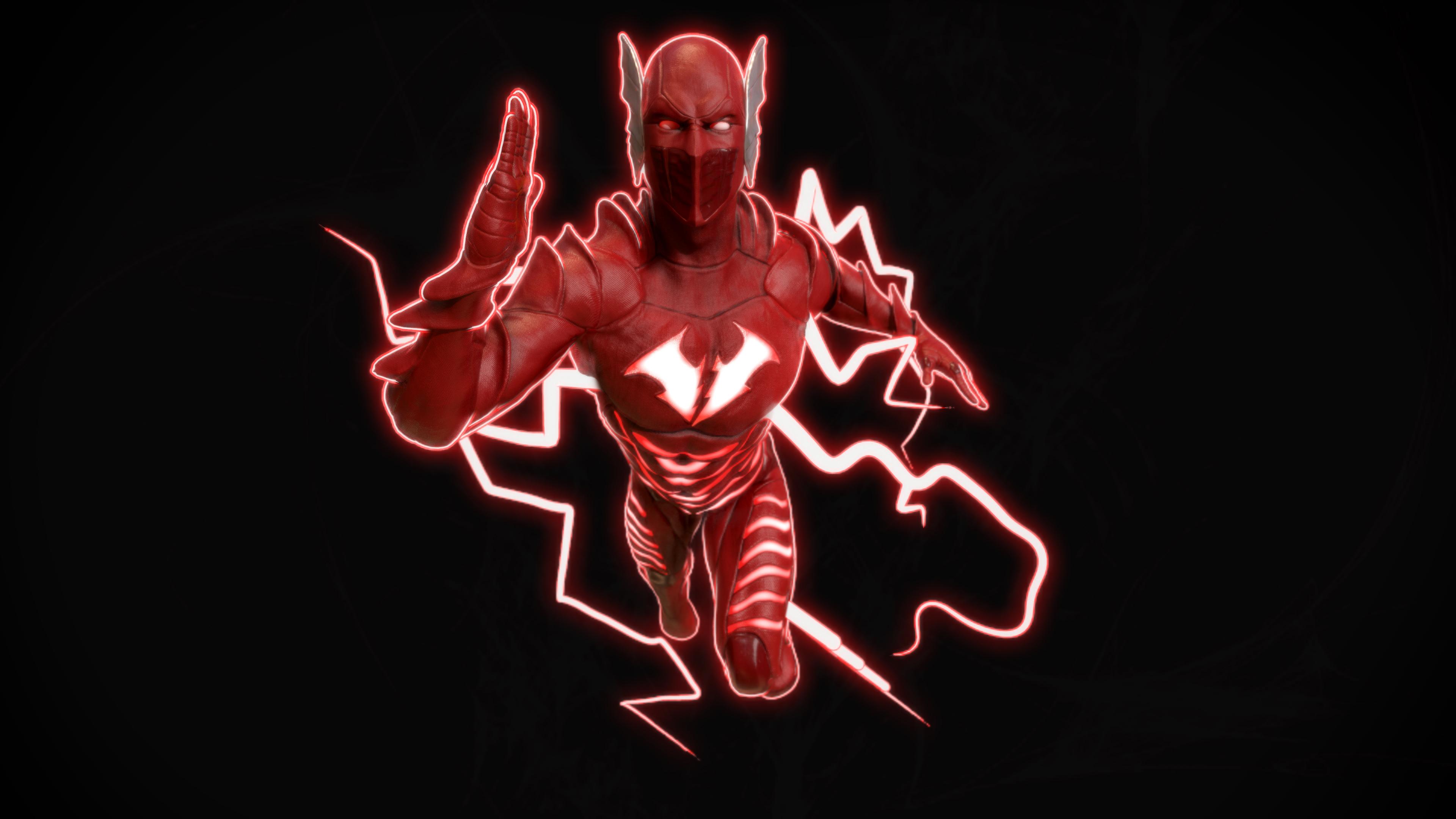 Batman Red Death