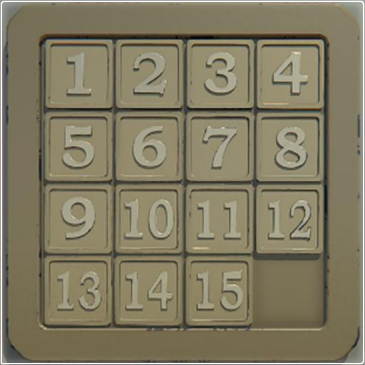 """Puzzle """"15"""""""