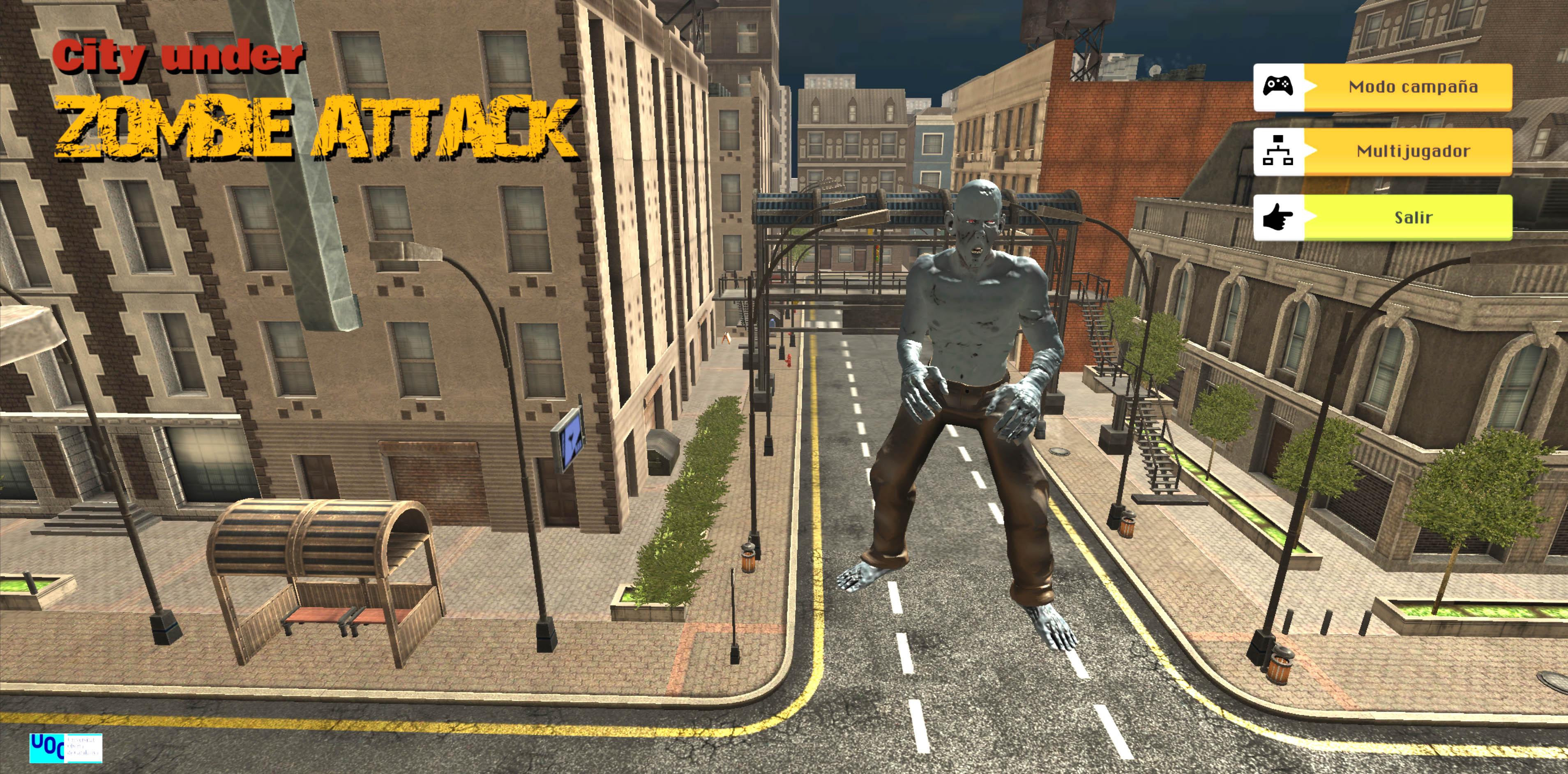 City under zombie attack (CUZA)