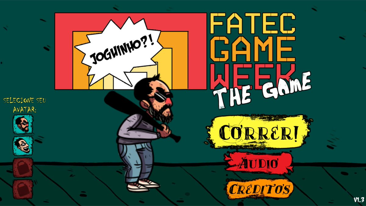 Fatec Game Week: The Game (2015)