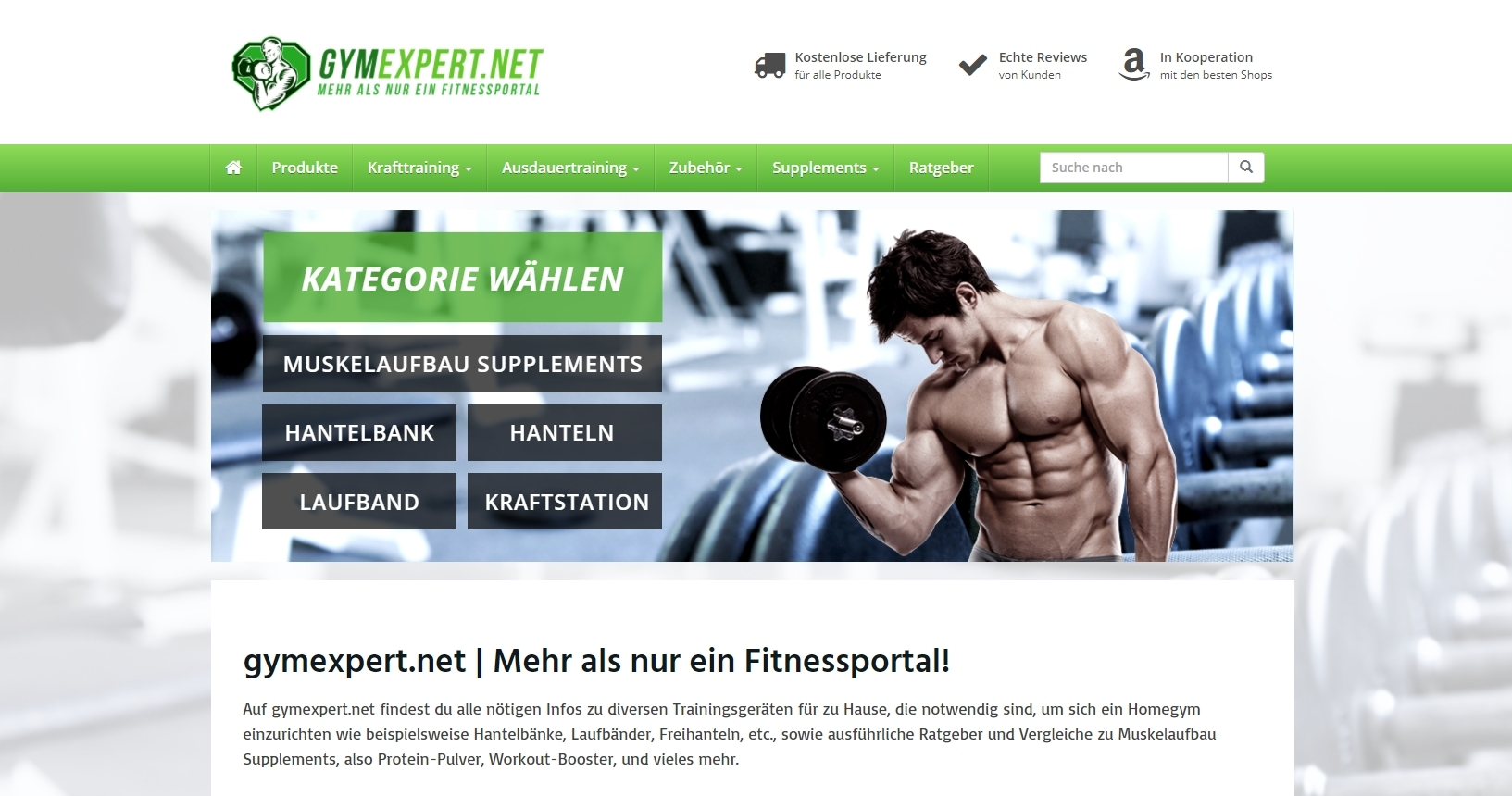 New Website: gymexpert.net