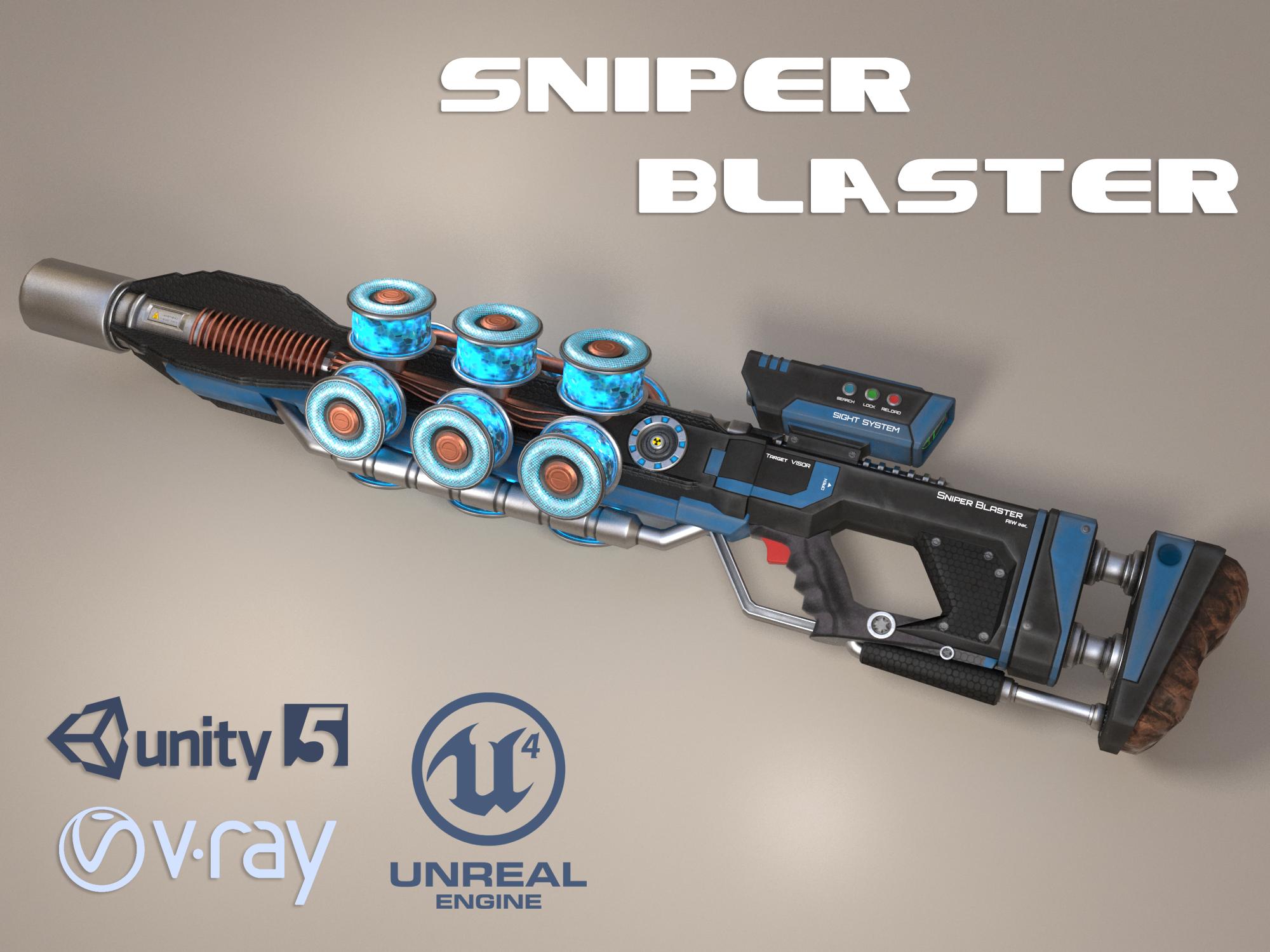 Sniper Blaster