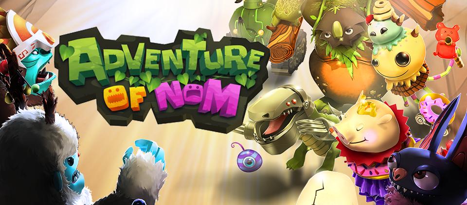 Adventure of Nom