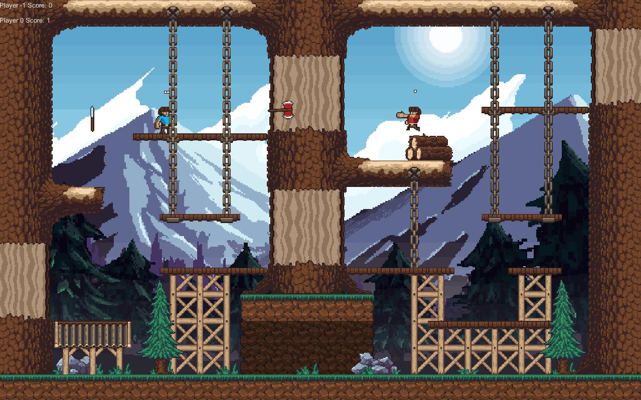 Lumber Jacques