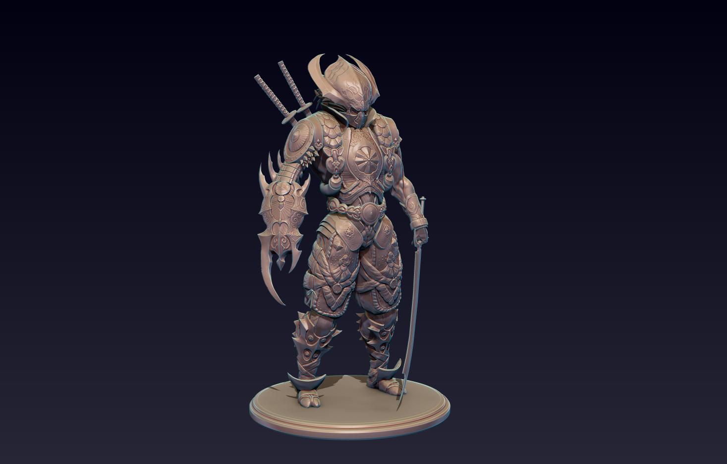 Guardian Sculpt