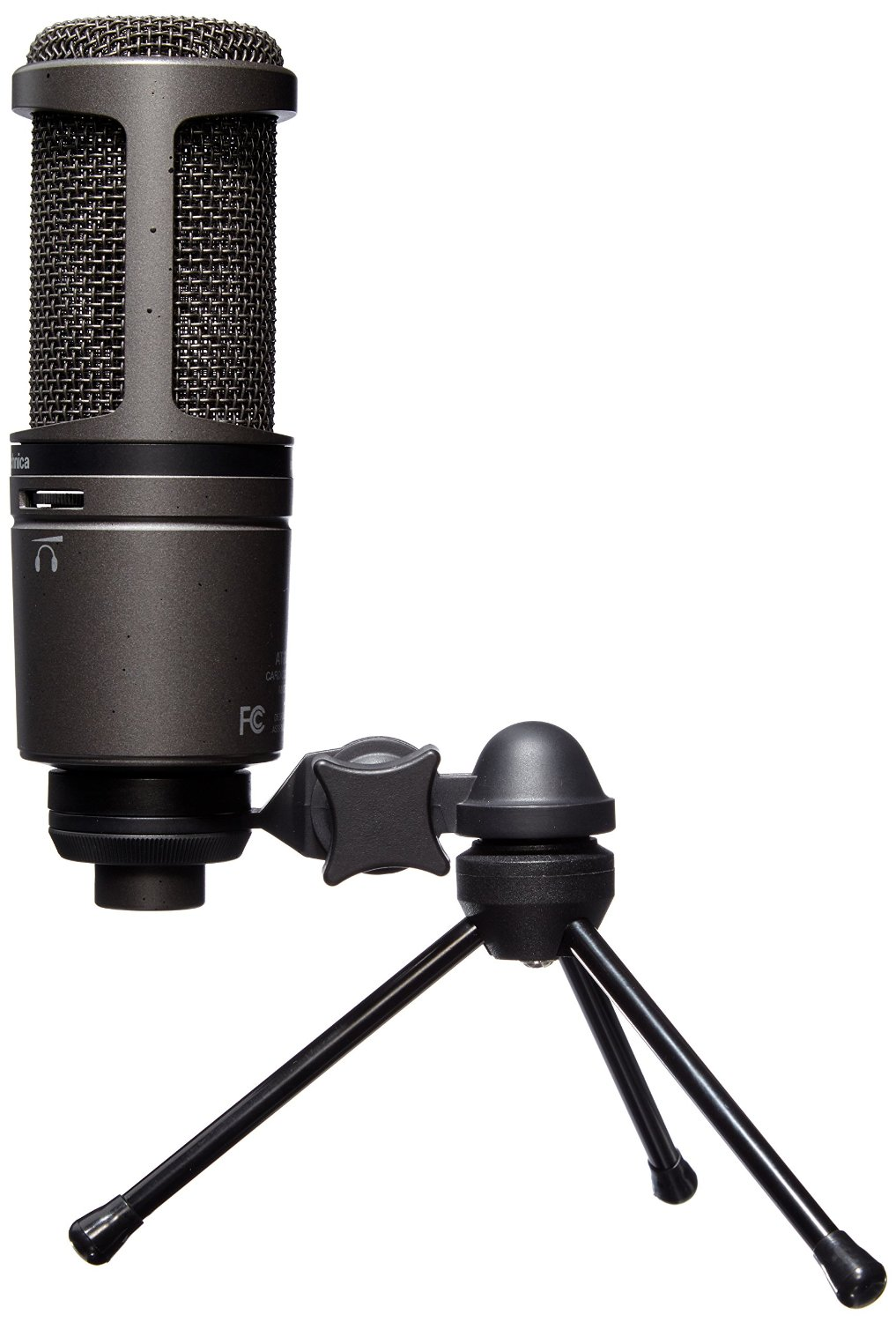 [W.I.P] AT-2020 Condenser Microphone