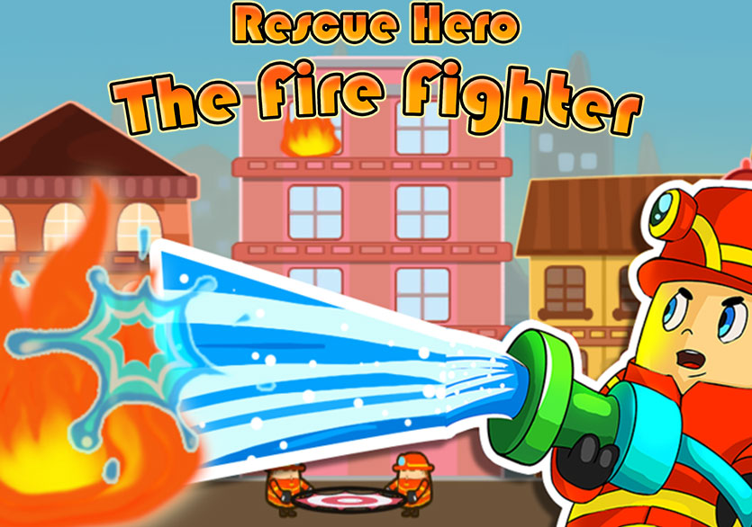 Firetruck Firefighter Mission